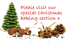 Please visit our special Christmas baking section