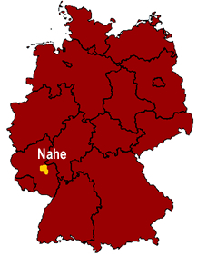 Nahe Wine Region