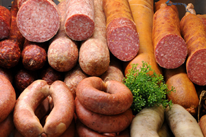 Fresh, Raw Wurst (Rohwurst)