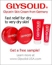 Glysolid Skin Cream - Fast Relief for Dry Skin!
